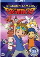 Digimon Tamers: Third Season - Volume 1 Movie