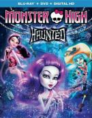 Monster High: Haunted (Blu-ray + DVD + UltraViolet) Blu-ray