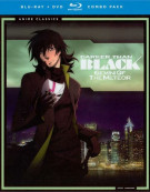 Darker Than Black: The Complete Season 2 (Blu-ray + DVD Combo) Blu-ray