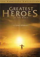 Greatest Heroes Of The Bible: The Complete Collection Movie
