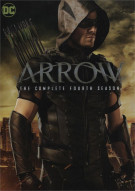 Arrow: The Complete Fourth Season Movie