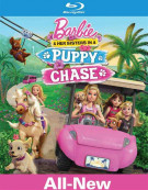 Barbie & Her Sisters In A Puppy Case (Blu-ray + DVD + UltraViolet) Blu-ray