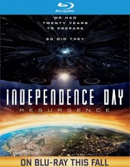 Independence Day: Resurgence (4K Ultra HD + Blu-ray + UltraViolet) Blu-ray