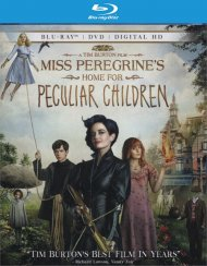Miss Peregrines Home for Peculiar Children (Blu-ray + DVD + UltraViolet Combo) Blu-ray