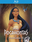 Pocahontas: Two Movie Collection (Blu-ray + Digital HD) Blu-ray