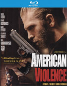 American Violence  (Blu-ray + DVD Combo) Blu-ray