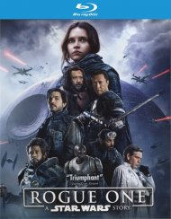 Rogue One: A Star Wars Story (Blu-ray + DVD Combo + Digital HD) Blu-ray