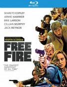 Free Fire (Blu-ray + UltraViolet) Blu-ray