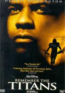 Remember The Titans (Fullscreen) Movie