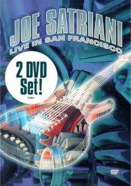 Joe Satriani: Live In San Francisco Movie