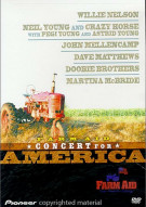 Concert For America: Farm Aid Movie