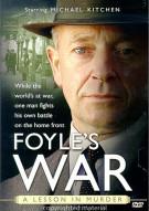 Foyles War: A Lesson In Murder Movie