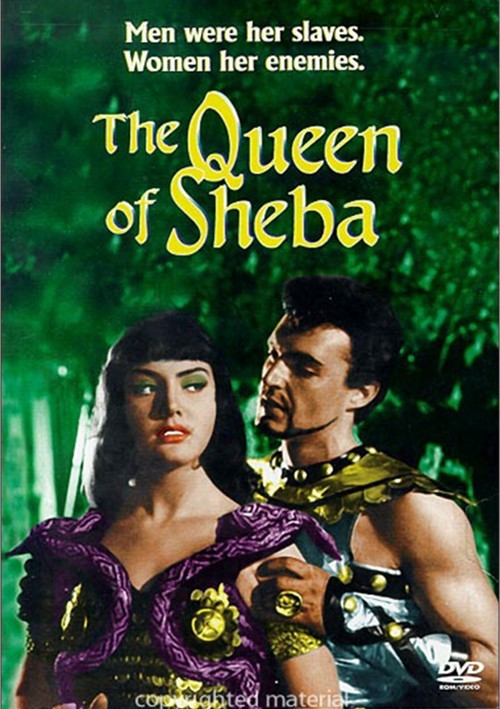 Queen of Sheba, The Movie