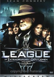 League Of Extraordinary Gentlemen (Widescreen) Movie