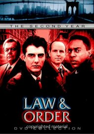 Law & Order: The Second Year Movie