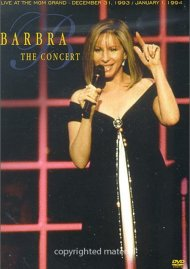 Barbra Streisand: The Concert Live At The MGM Grand - December 31, 1993, January 1, 1994 Movie