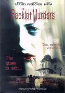 Backlot Murders, The Movie