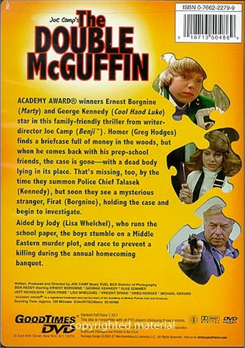 Double McGuffin, The (DVD 1979) | DVD Empire
