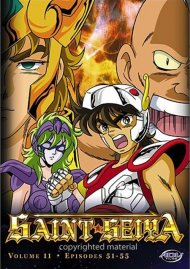 Saint Seiya: Volume 11 Movie