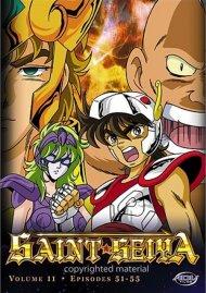 Saint Seiya: Volume 11 Movie