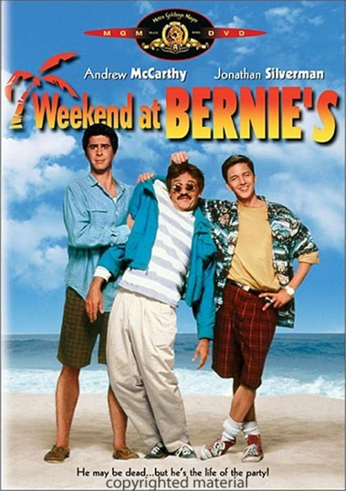Weekend At Bernies Movie