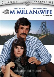 McMillan & Wife: Season One Movie