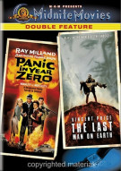 Panic In Year Zero / The Last Man On Earth (Double Feature) Movie