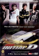 Initial D: 2 Disc Special Collectors Edition (Live-Action Movie) Movie