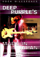 Rock Milestones: Deep Purple - Made In Japan Movie