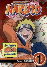 Naruto: Volume 1 Movie