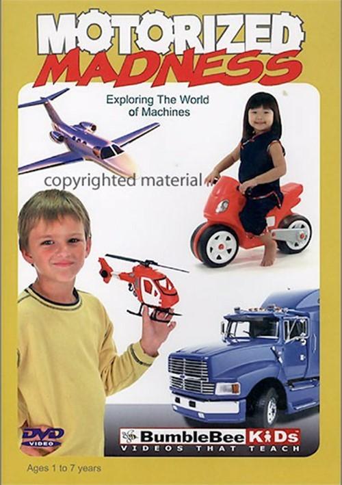 Motorized Madness Movie