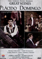 Placido Domingo: Great Scenes Movie