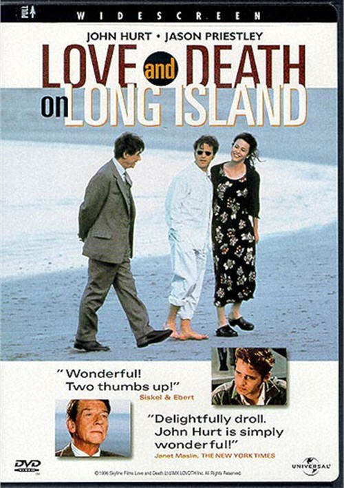 Love And Death On Long Island Movie