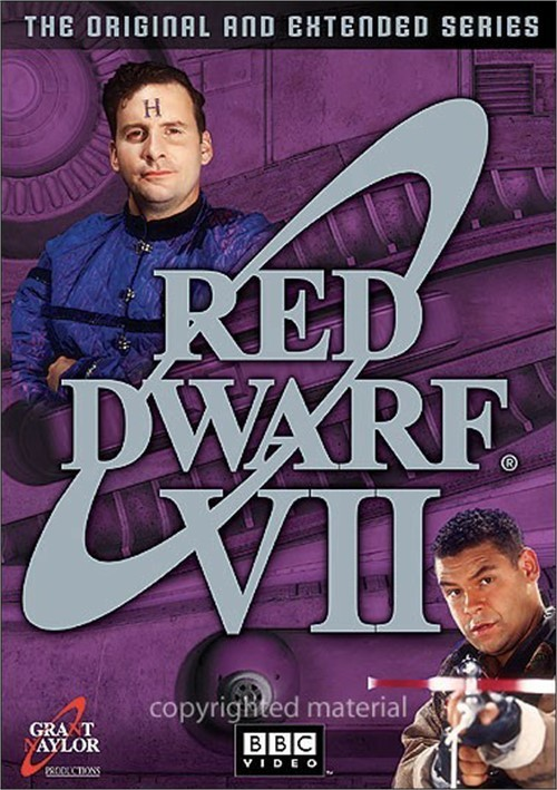 Red Dwarf: Series 7 & 8 (2 Pack) Movie
