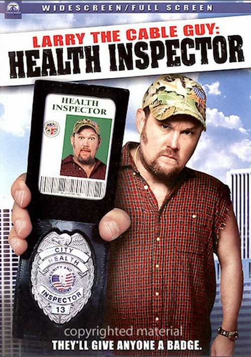 Larry The Cable Guy: Health Inspector Movie