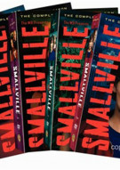 Smallville: The Complete Seasons 1 - 5 Movie