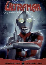Ultraman: Series One - Volume 1 Movie
