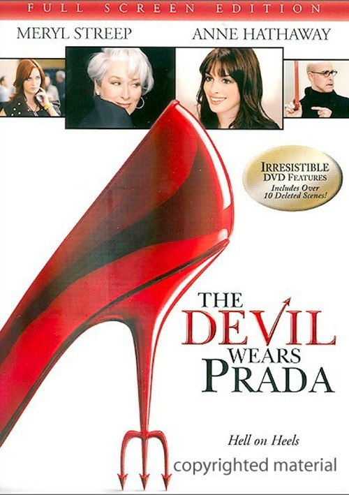 Devil Wears Prada, The (Fullscreen) Movie