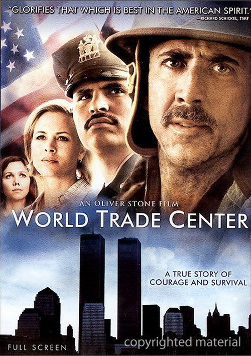 World Trade Center (Fullscreen) Movie