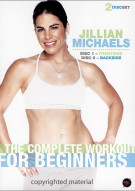 Jillian Michaels For Beginners 2 Pack Movie