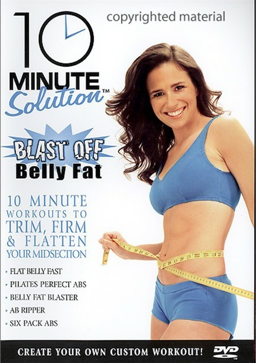 10 Minute Solution: Blast Off Belly Fat Movie