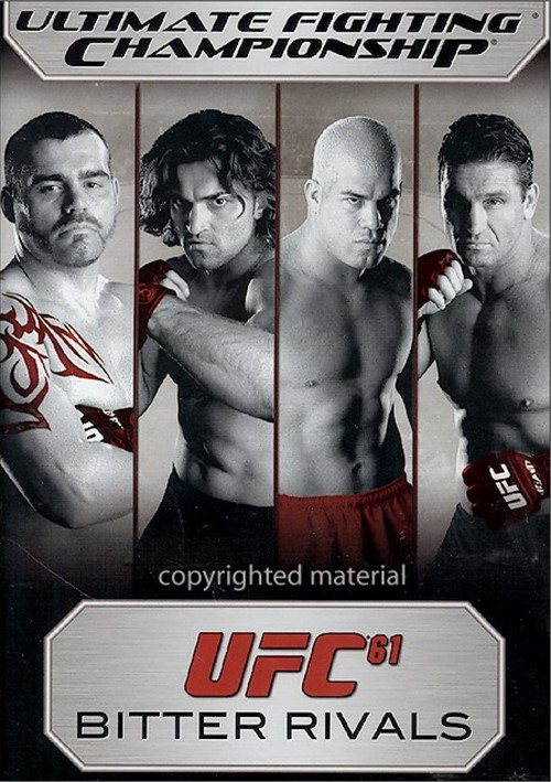 UFC 61: Bitter Rivals Movie