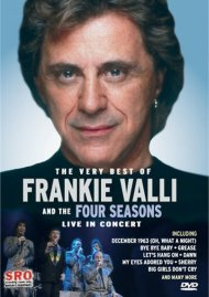 Frankie Valli And The Four Seasons Live In Concert Movie