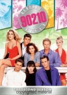 Beverly Hills 90210: The Complete Second Season / Melrose Place: The Complete Second Season (2-Pack) Movie