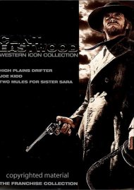 Clint Eastwood: Western Icon Collection Movie