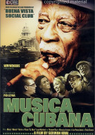 Musica Cubana Movie
