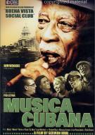 Musica Cubana Movie