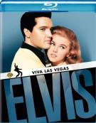 Viva Las Vegas Blu-ray