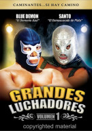 Grandes Luchadores: Volumen 1 Movie