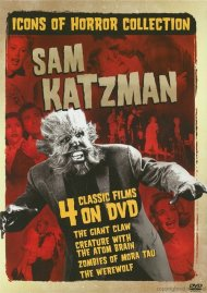Sam Katzman: Icons Of Horror Movie